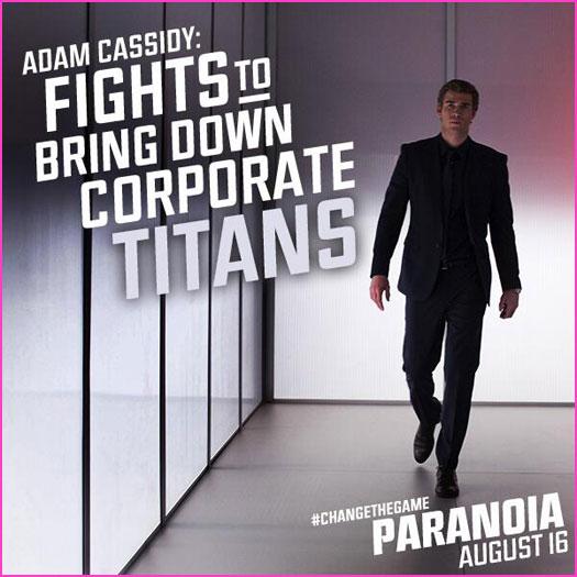 Liam-Hemsworth-Paranoia-Poster