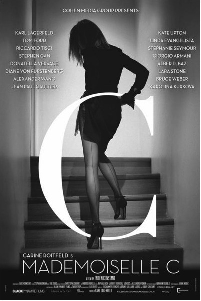 Carine-Roitfeld-Mademoiselle-C-Poster